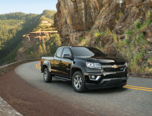 Chevrolet Colorado's Future