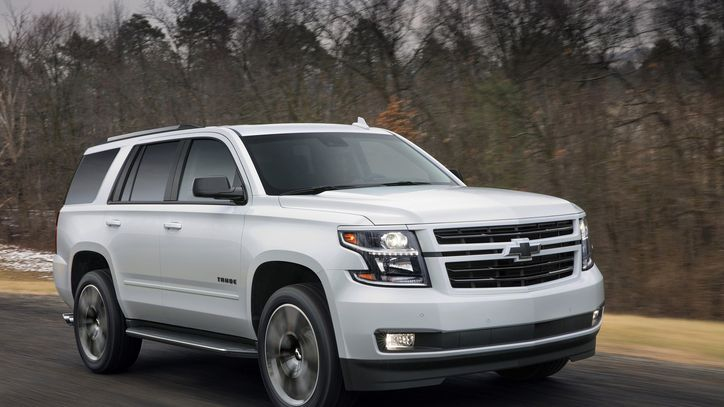 What To Look Forward To In The 2019 Chevy Tahoe LT