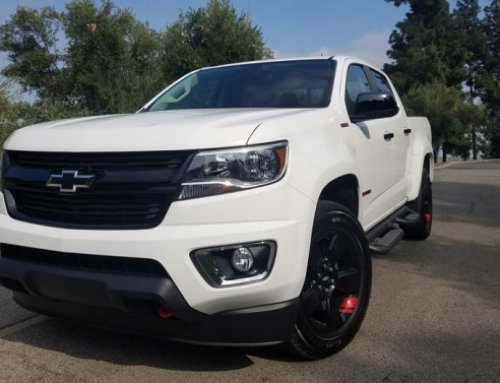 Chevy Colorado Called Best Pickup of 2018