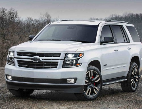 THE 2019 CHEVROLET TAHOE VS. THE COMPETITION