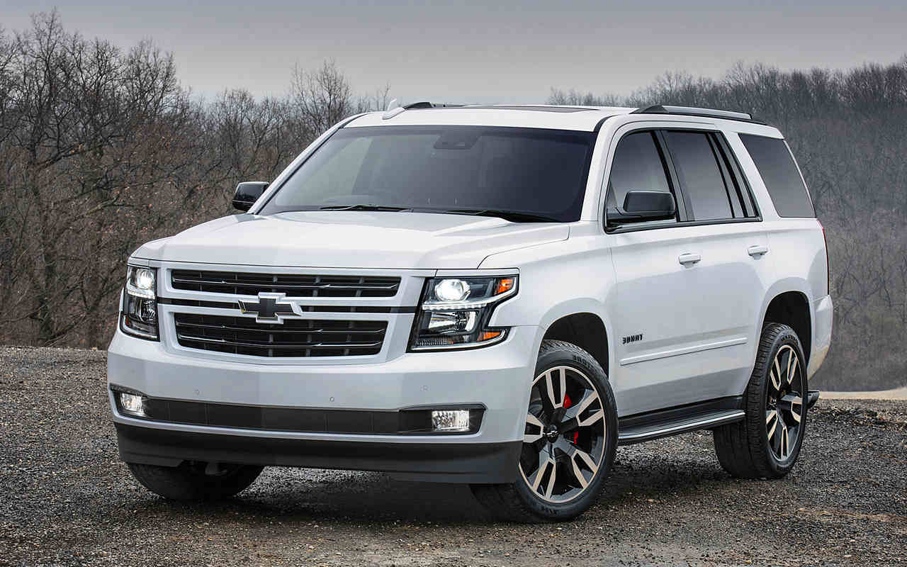The 2019 Chevrolet Tahoe Vs The Competition