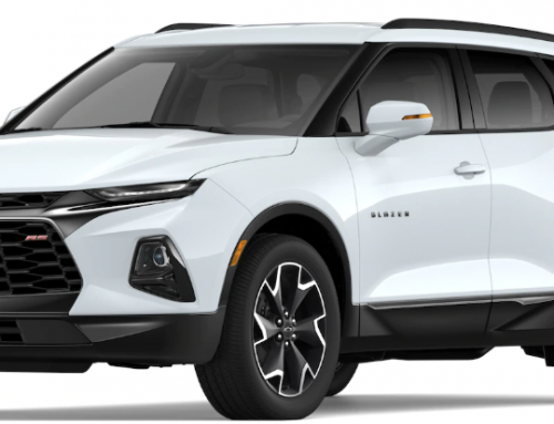 ALL ABOUT THE 2019 CHEVY BLAZER
