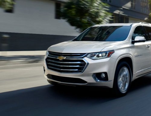 Is the 2019 Chevrolet Traverse the perfect Mid-size SUV?