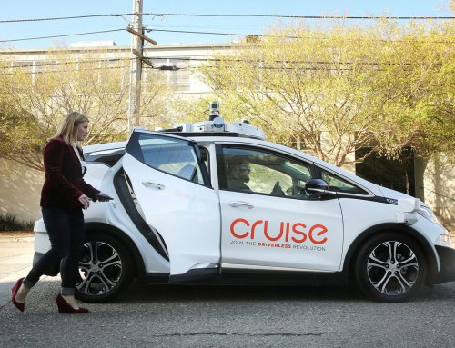 Billions Backing GM's Self-Driving Chevy Cruise