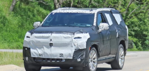 2021 Chevrolet Tahoe And Suburban Could Be Next-gen Models >> Chevy Tahoe Taking A Peak At The 2021 Next Gen Glendora Chevrolet