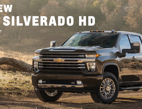 2020 Silverado HD: A LOT of Horses in the Back