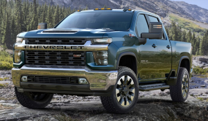 2020 Silverado HD - Towing Where No Truck has Towed Before