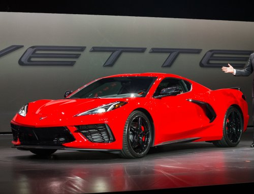 Come Celebrate the 2020 Corvette C8 with Us!