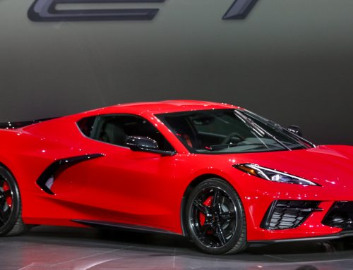 2020 Chevy Corvette Voted 2020 North American Car of the Year