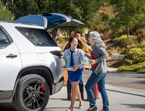5 Reasons a Chevy SUV is the Best Summer Road Trip Vehicle