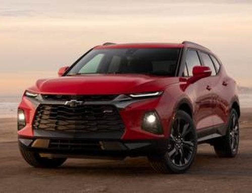 2021 Chevy Blazer at the Top of SUV List