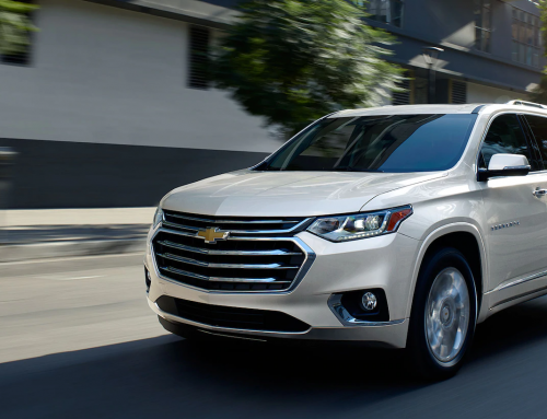 Top 7 Reasons to Buy a Chevy Traverse in Glendora