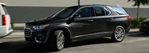 Safety Features of the Chevy Traverse