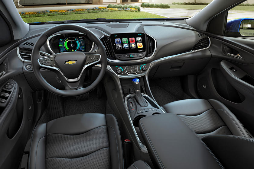 What to Know About the Chevy Volt Hybrid